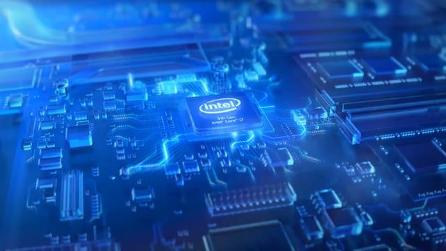 A segment from an Intel commercial.   Phenom Films VFX creative director: Wayne England.      Client: The Woo Agency