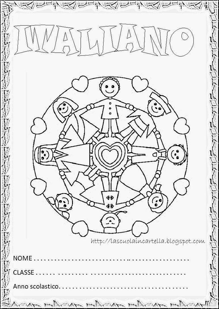 Risultati immagini per copertine quaderni italiano
