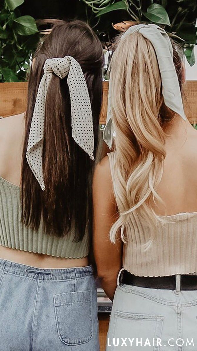 Blonde Balayage Luxy Hair Extensions