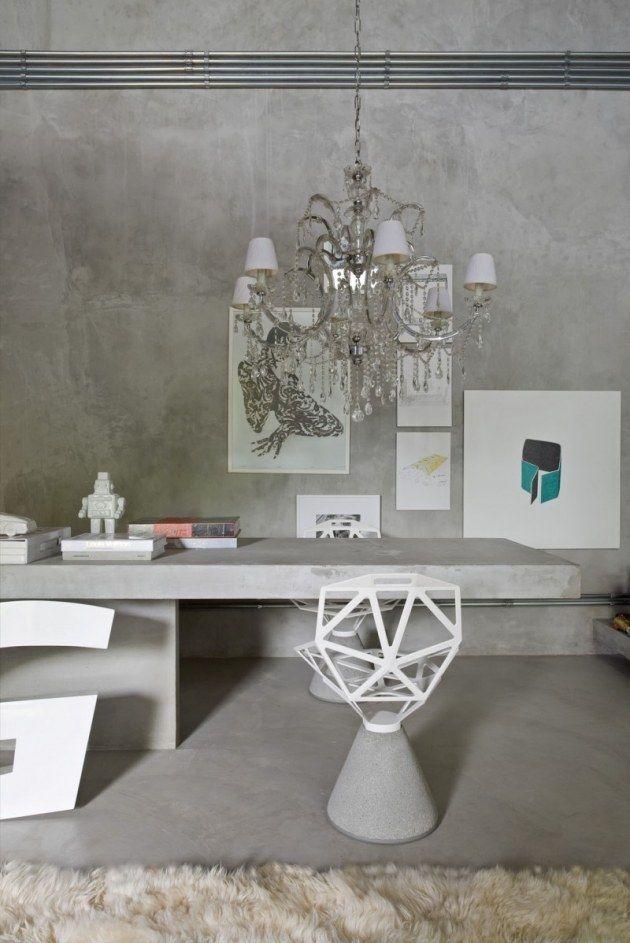 ber ideen zu industrie stil office design auf