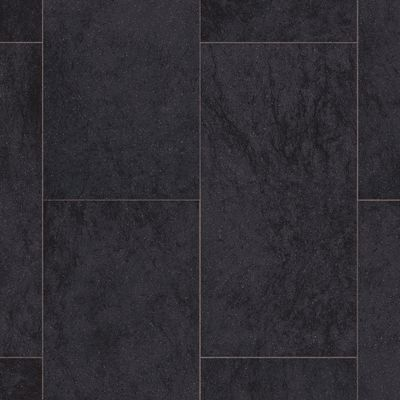 Resilient Flooring | Vinyl Sheet Floors from Armstrong Amalfi Black
