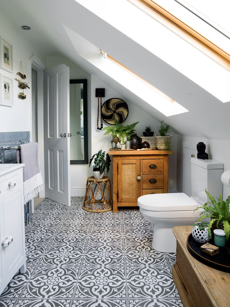 Real home: an Edwardian terrace with a loft conversion gets a boho makeover