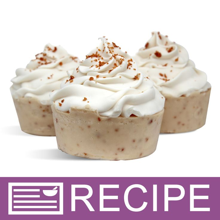 RECIPE: Pumpkin Spice Latte Cupcake Soap - Wholesale Supplies Plus