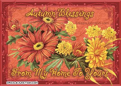 welcome Fall Quotes and Sayings | Autumn, Fall Autumn Blessings Home picture