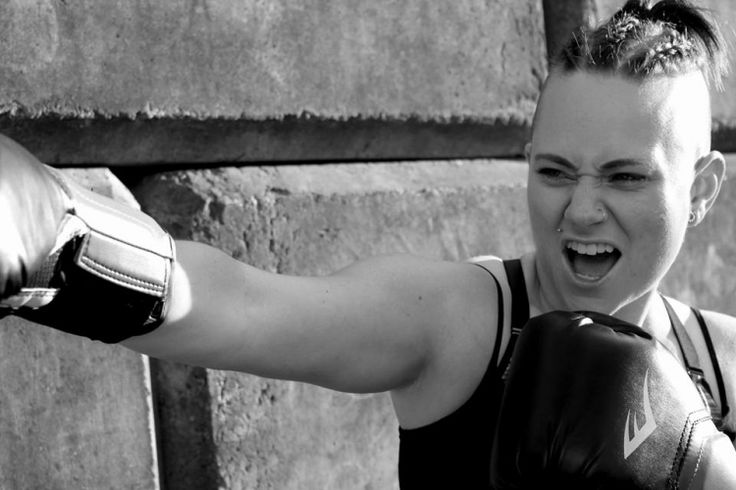 Erin Boxing