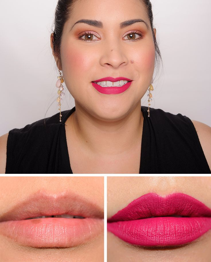 Too Faced Bend and Snap! Melted Matte Liquid Lipstick