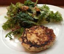 Chicken & Vegie Patties