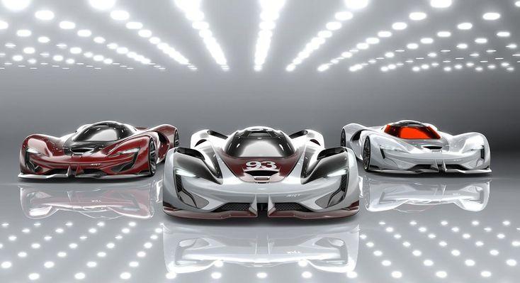 Per ora si può guidare solo in un videogame, ma questo concept raccoglie il meglio della tecnologia oggi disponibile nel mondo delle auto da corsa.