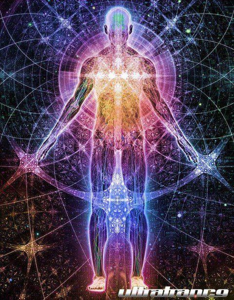 ascension--the 5-D body of light