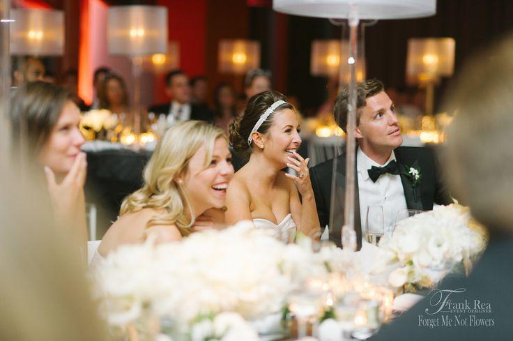 Forget Me not Flowers, Oakville, Frank Rea, Wedding, Wedding Inspiration, Candlelight, AGO