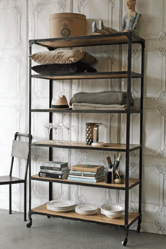 Industrial shelves retail : Industrial shelving unit (rsg) was £395.00 now £295.00