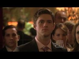 Aaron as Tripp van der Bilt in Gossip Girl