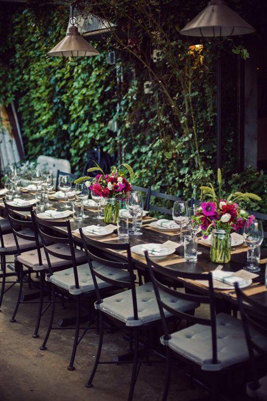 Restaurant Wedding Inspiration & Advice | Apartment Therapy
