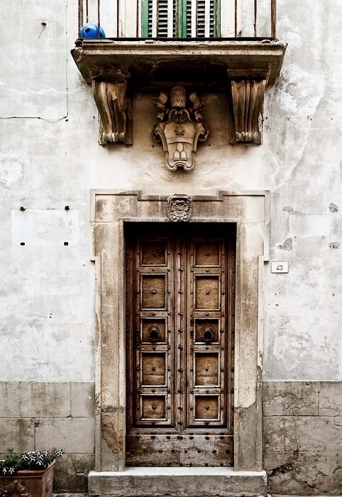 go through Le #Marche Sassocorvaro, PU -, #Italy #turismomarche