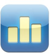 Easy Chart App - Can be used to create a chart.  Charts are saved in photo roll and can be brought into presentations and other apps.