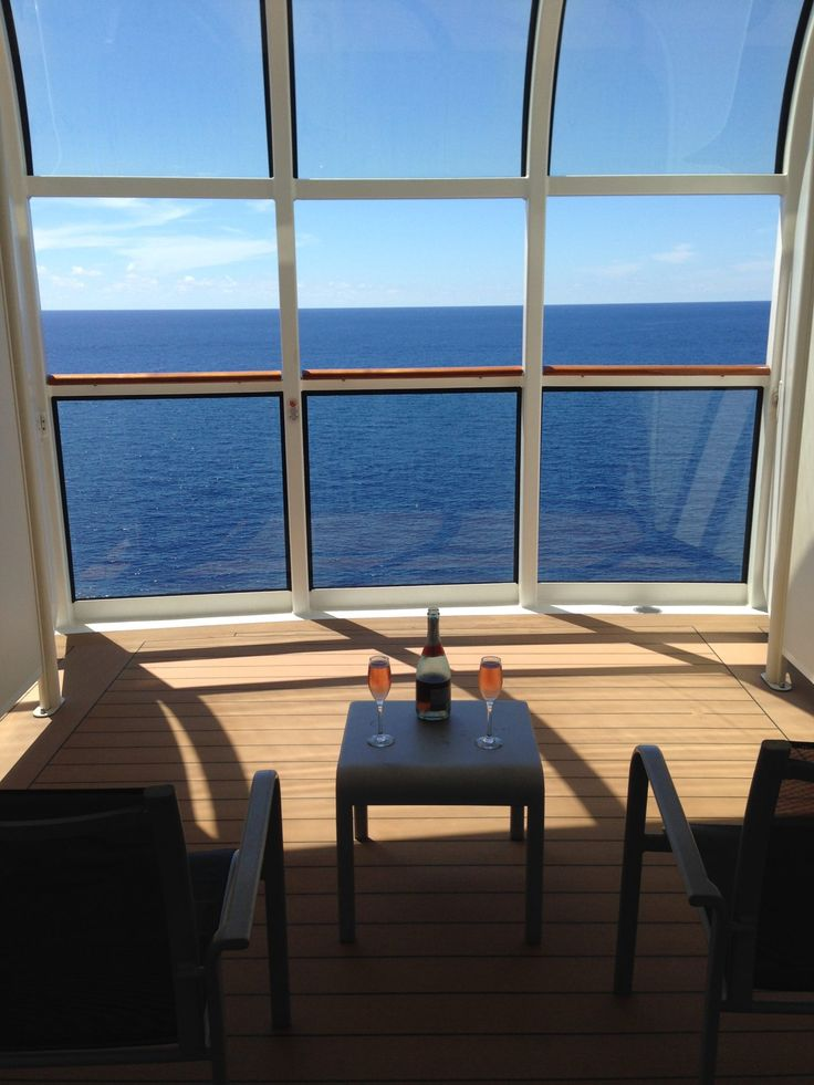 Review of our Disney Dream Cruise Ship Stateroom - Concierge Oceanview with Verandah