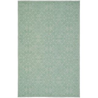 Martha Stewart By Safavieh Terrazza Turquoise Cotton Rug (7u00279 X 9u00279) By  Martha Stewart. Cotton RugsOutlet StoreMartha StewartOutlets