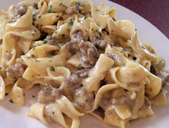 cheesy beef and egg noodles  recipe  egg noodle recipes