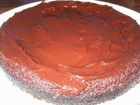Kjøkkenglede: Sjokoladekake i en fei