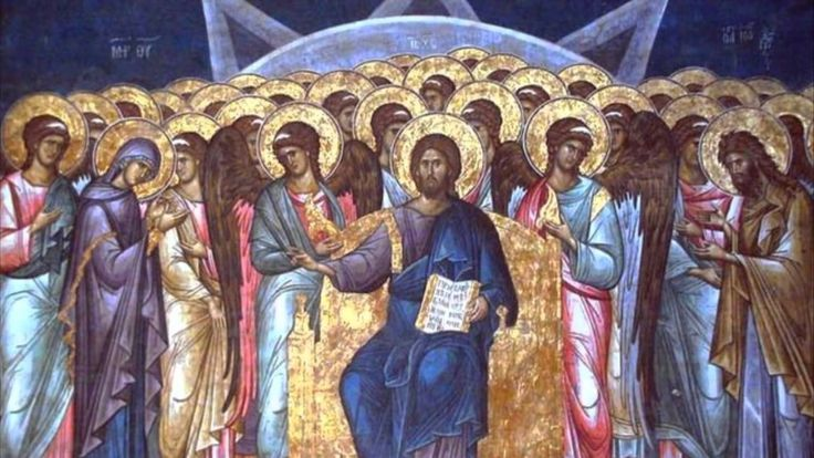 Romanian orthodox chant psalm 135