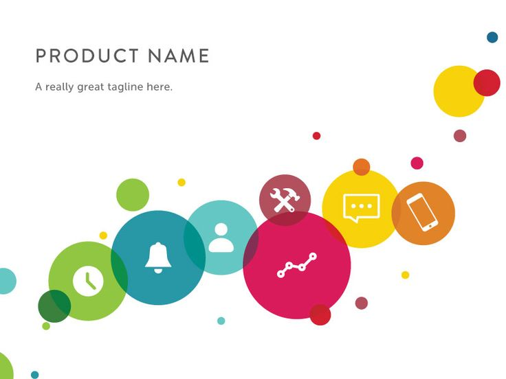 This is the mock up title slide for an internal product deck. Stay tuned for more to come :)  Raizlabs
