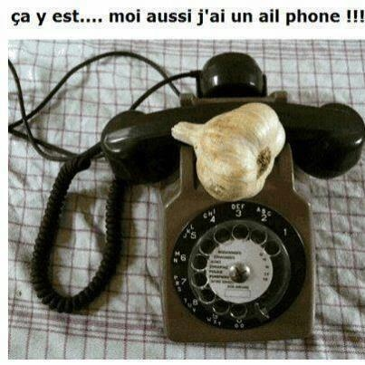 Ail phone. Get it?