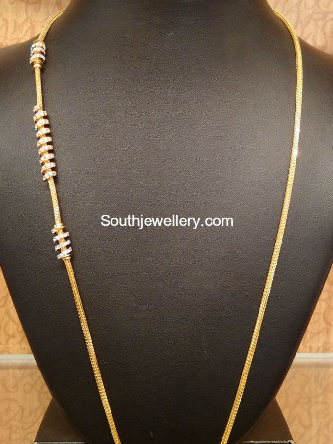 thaali_chain_models_with_side_pendants