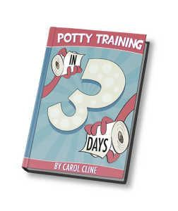 Potty Training in 3 Days Book. See more useful tips at http://www.pottytrainingchild.com/best-books-to-help-parents/