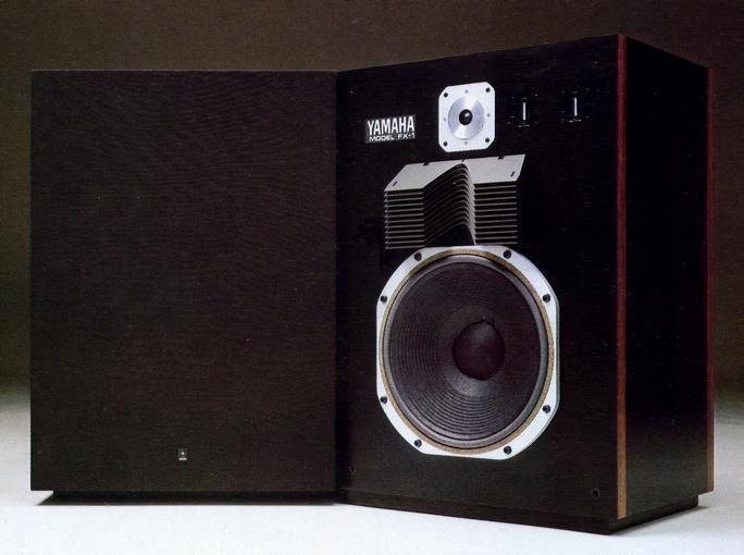 Yamaha fx 1 1978 vintage speakers pinterest speakers for Yamaha sound dock