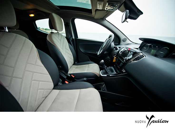 Nowa Ypsilon jest gotowa Cię zadziwić: nowe wnętrza, jeszcze bardziej eleganckie i dopracowane niż do tej pory. Odkryj więcej: http://www.lancia.pl/