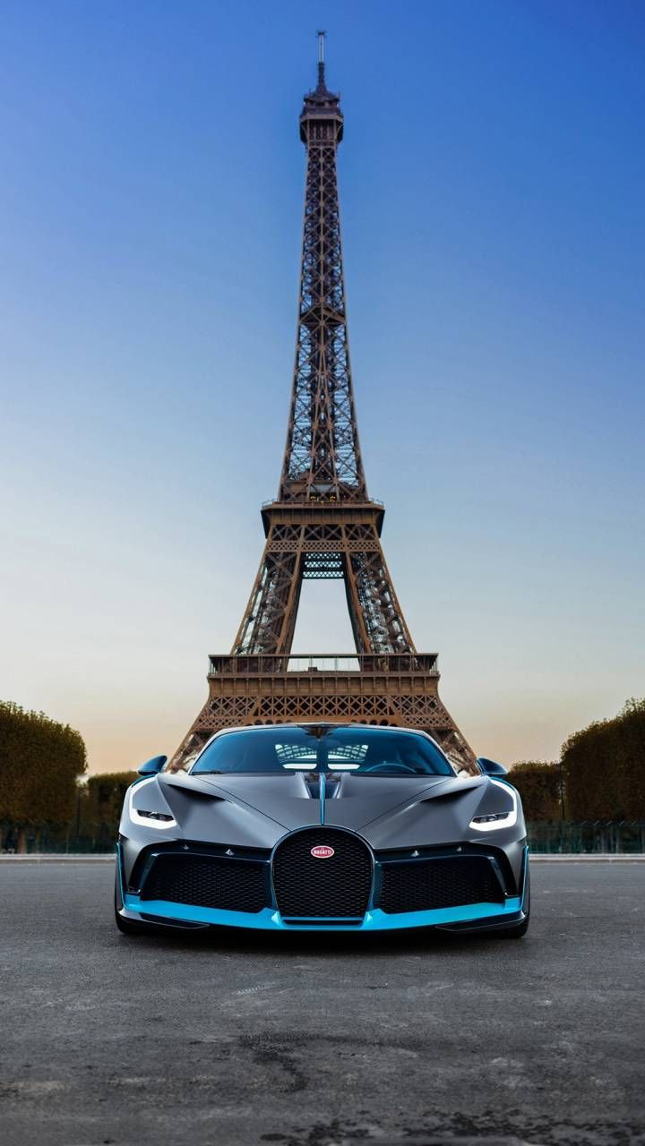 Download Bugatti Divo Paris Wallpaper By Pramucc Da Free On