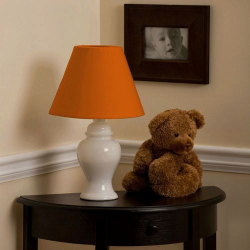 Orange Lamp Shade | Carousel Designs
