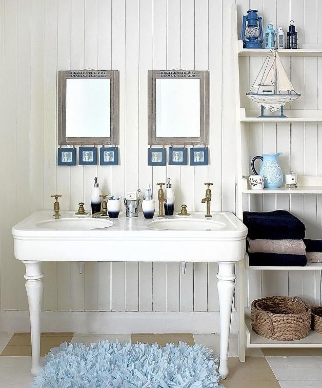Ocean Decor For Bathroom: Best 25+ Seashell Bathroom Decor Ideas On Pinterest