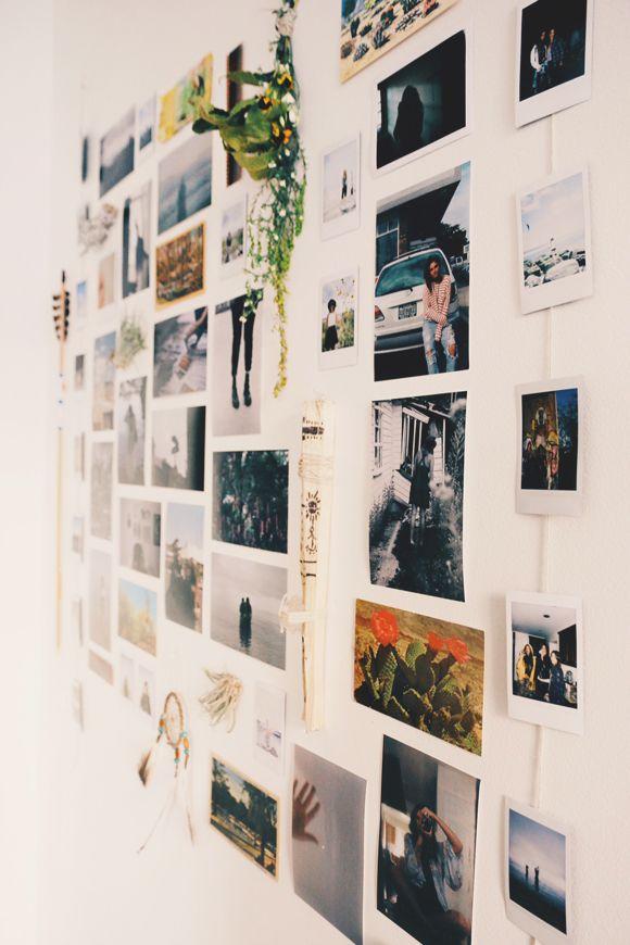 Best 25 Polaroid Wall Ideas On Pinterest Room Lights