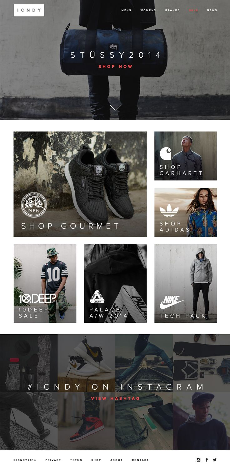 238 best Web [E-Commerce] images on Pinterest | Website designs ...