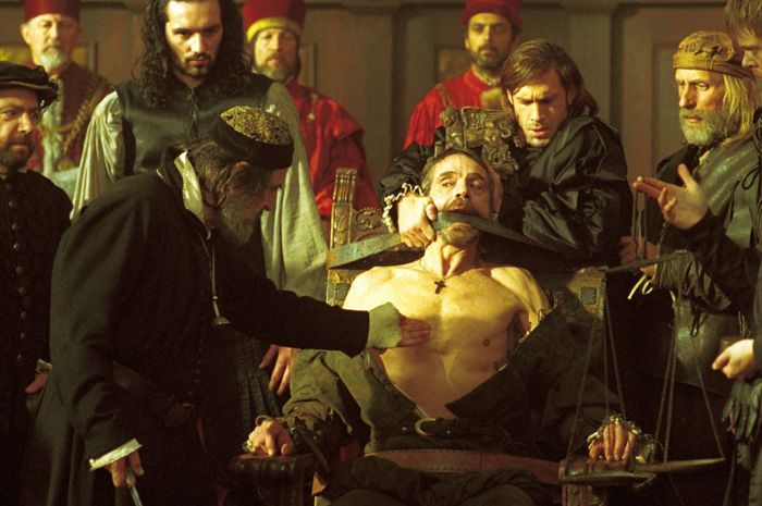 002 the merchant of venice famous movie scenes & posters