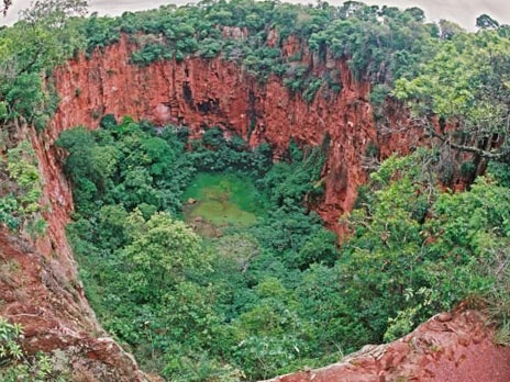 Anhumas Abyss Brazil cave diving  | Discovering Brazil: Bonito - Mato Grosso do Sul
