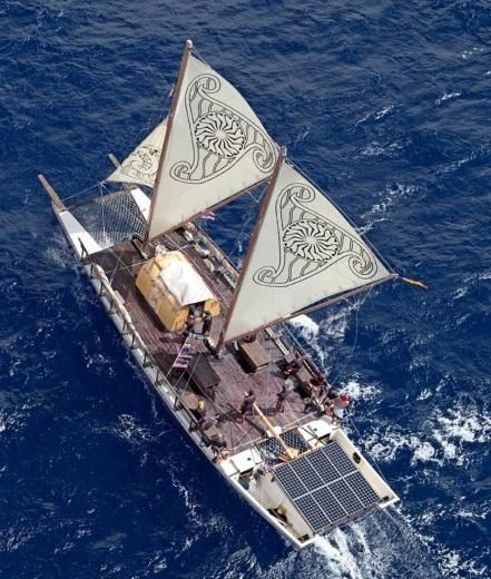hokulea worldwide voyage | ... Sister Vessel Will Be Important Part of Worldwide Voyage