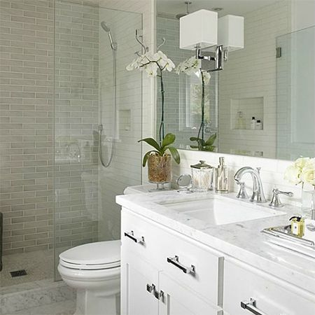 Add some bling with new accessories such as soap dispenser, towel rails, robe hooks and toothbrush holders. These are stylish and easy to assemble, making it ideal for the DIY enthusiast. http://www.easydiy.co.za/index.php/improve/544-guest-bathroom-facelift