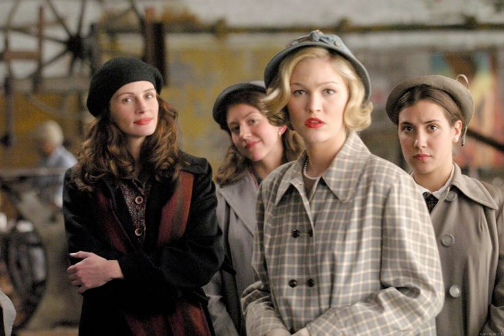 Las chicas Wellesley