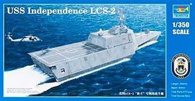 Trumpeter USS Independence LCS-2 Littoral Combat Ship Plastic Model Military