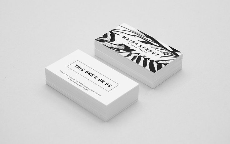 Fuman Design Studio | Identity, Packaging | Major Sprout