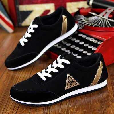Men Cavas Shoes. Sizes ranges from 6.5 to 10. 3 Colors Available: Navy, Black, Red.