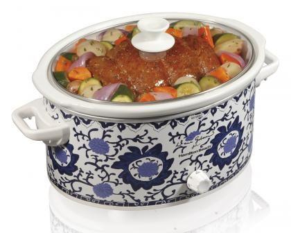 Dana Gibson 6 Quart Slow Cooker (33360)