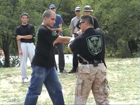 Specwog Knife Fighting Seminar I http://theceramicchefknives.com/military-combat-knives/
