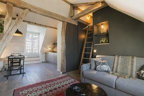 Location studio meublé Rue de Rivoli, Paris | Ref 12150