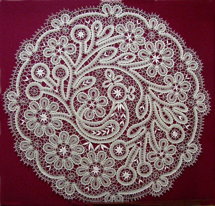 Елецкое кружево - Elets lace