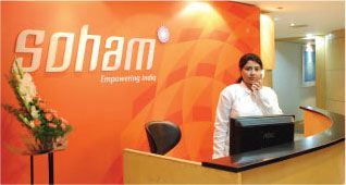 Soham has been able to attract top performers and young recruits.