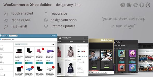 Woocommerce Shop Page Builder Create Any Shop With Advanced Filters Woocommerce Plugins Wordpress Plugins