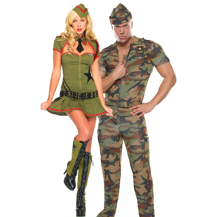 """Sergeant ""In"" Arms and Private Pin Up"" - ... and when your"